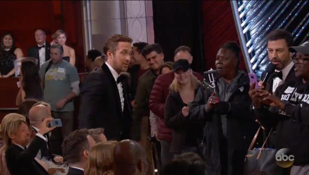 Không được giải Oscar nào, nhưng Ryan Gosling đã trở thành nhân vật được chế ảnh nhiều nhất hôm nay - Ảnh 9.