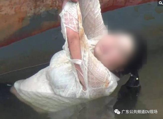 Cô gái nhảy sông tự tử nhưng béo quá không chìm được nên thoát chết - Ảnh 3.