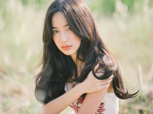 Vẻ sexy hết biết của cô nàng Thái Lan đốn tim dân mạng - Ảnh 10.