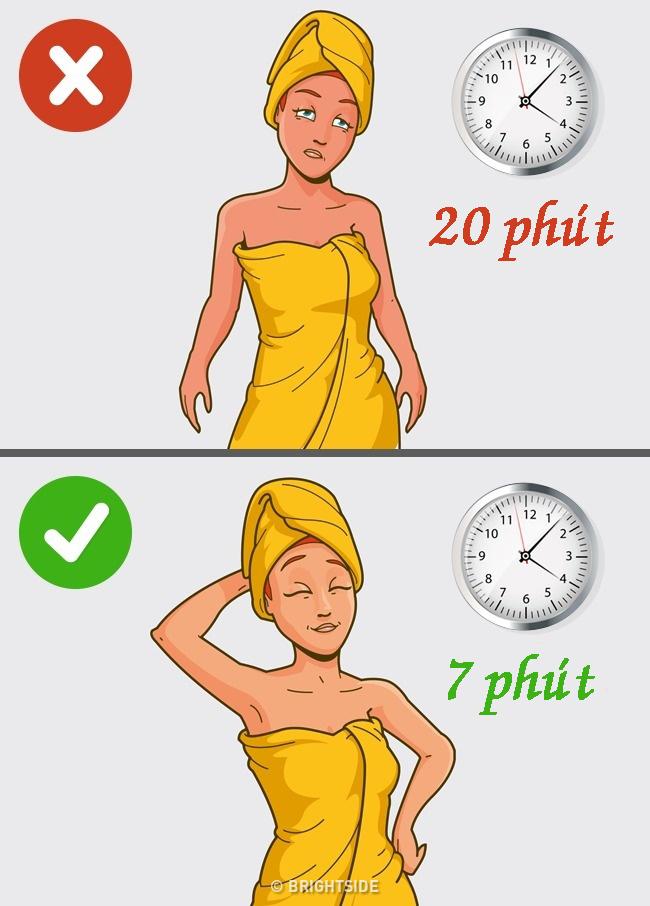 5 sai lầm khi tắm nếu mắc phải sẽ khiến da ngày càng xấu và yếu đi - Ảnh 3.
