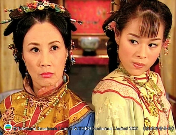 """Muôn kiểu mẹ chồng - nàng dâu """"dở khóc dở cười"""" trên màn ảnh TVB - Ảnh 2."""