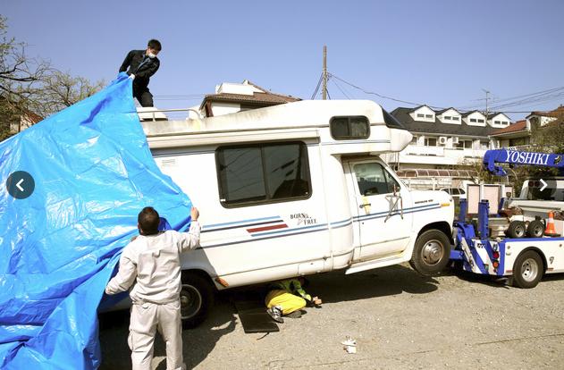 Nghi phạm có thể đã giấu bé gái người Việt trong chiếc xe cắm trại - Ảnh 2.