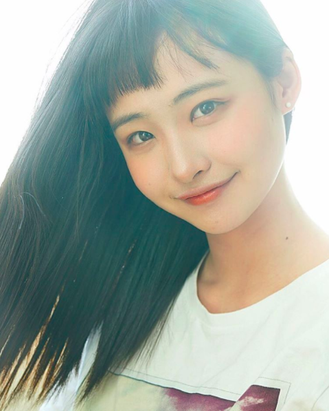 Để tóc Bok Joo, ảnh nào cũng cười híp hết cả mắt - ngắm cô bạn Hàn Quốc này thấy vui ghê! - Ảnh 4.