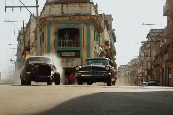 10 khoảnh khắc tuyệt vời nhất trong Fast and Furious 8 - ảnh 2