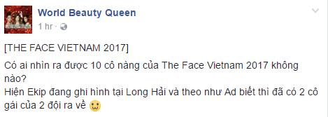 Rò rỉ hình ảnh thí sinh The Face Việt quay phim tại Long Hải! - Ảnh 1.