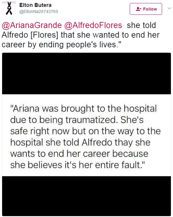 Ariana Grande gào khóc, muốn kết thúc sự nghiệp vì đã khiến người khác phải mất mạng? 4