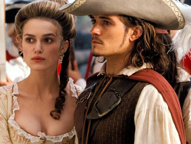 Những mỹ nhân nào từng ra khơi cùng Jack Sparrow trong loạt phim Cướp biển Caribbean? - Ảnh 2.