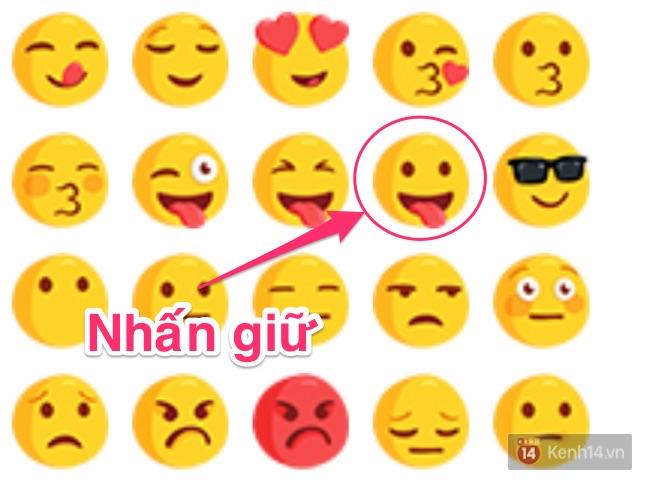 Facebook Messenger vừa cho gửi emoji CỰC TO, hãy thử ngay nào - Ảnh 3.