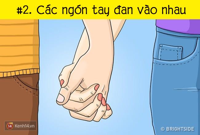 Check nhanh 7 kiểu nắm tay cho biết hai bạn yêu nhau đến mức nào - Ảnh 3.