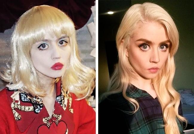 11 người mẫu nổi tiếng thế giới vì vẻ ngoài kì lạ chẳng giống ai - Ảnh 3.