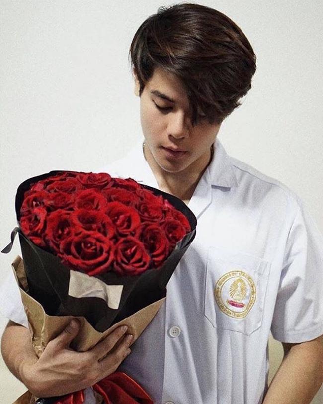 Dàn trai đẹp khiến các thiếu nữ phải xao xuyến trái tim của trường Đại học danh giá nhất Thái Lan - Ảnh 9.