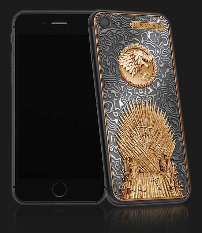Fan của Game of Thrones chắc chắn sẽ mê chiếc iPhone 7 và Nokia 3310 này cho xem - Ảnh 3.