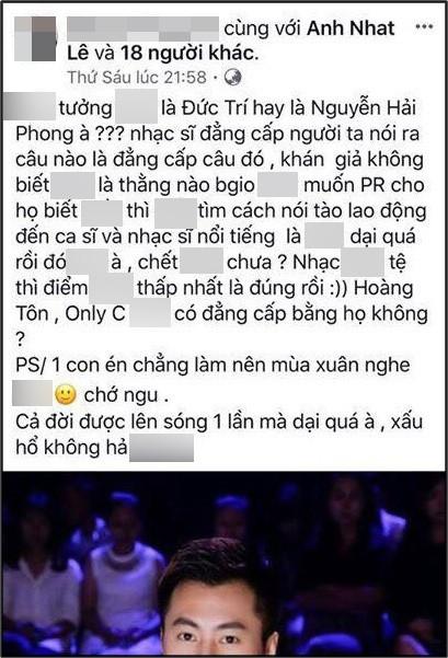 Bị mẹ của Miu Lê đá xéo là toàn hát lót, Dương Hoàng Yến tức giận phản pháo - Ảnh 1.