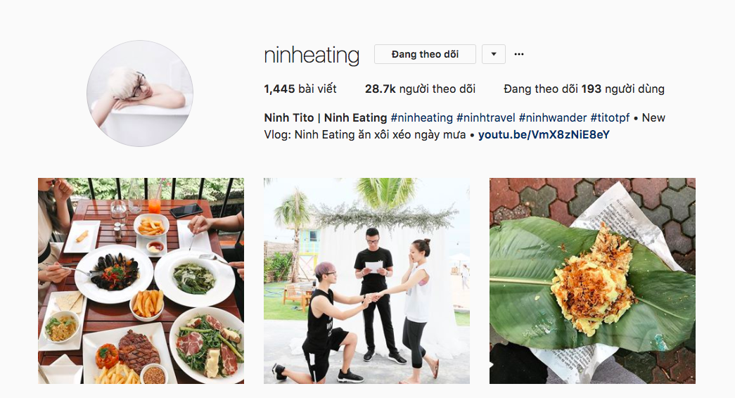 Có một trào lưu gọi là: Ăn ngon, chụp hình đẹp về... viết review trên Instagram! - Ảnh 4.
