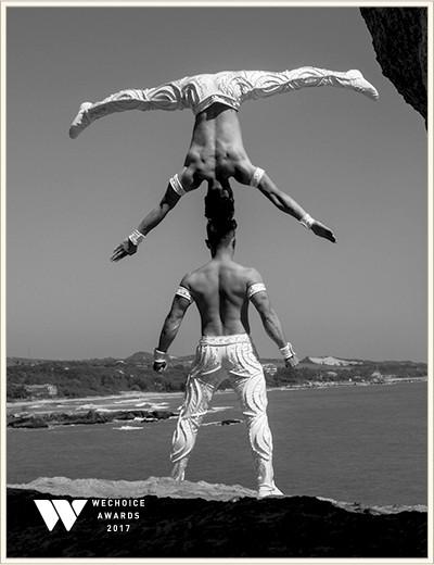 Hai hoàng tử xiếc Quốc Cơ - Quốc Nghiệp: Thương nhau để lớn, nương nhau để diễn và tin nhau để cùng cầm trên tay kỉ lục Guinness - Ảnh 5.