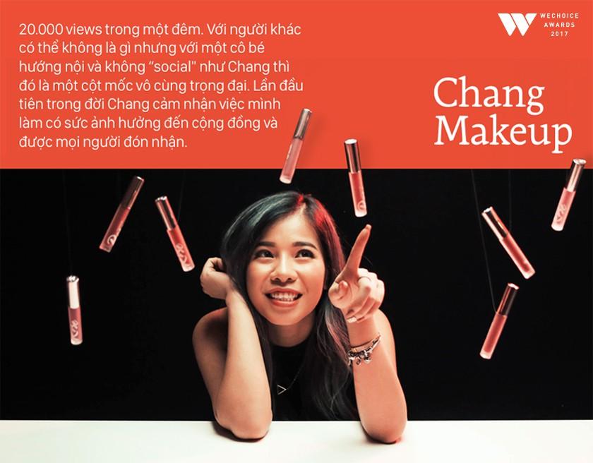 Changmakeup: Từ cô gái lầm lũi gấp 1.000 chiếc áo mỗi ngày đến nữ hoàng bán sạch 14.000 cây son của chính mình trong 1 tiếng - Ảnh 3.