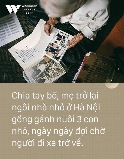 Ký ức tuổi thơ của cô con gái nhìn mẹ già 52 năm chờ bố quay về từ Nhật và những tro tàn cuối cùng của hành trình - Ảnh 4.