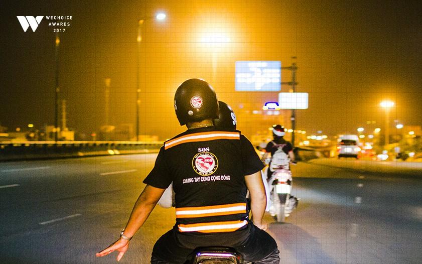 Những chàng trai bao đồngtrong biệt đội cứu hộ miễn phí lúc nửa đêm ở Sài Gòn: Chuyện nhỏ xíu thôi mà! - Ảnh 3.