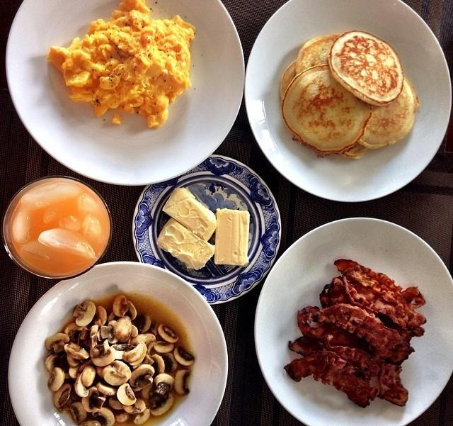 Louis Nguyễn hạnh phúc khoe tài nấu ăn của Tăng Thanh Hà - Ảnh 3.