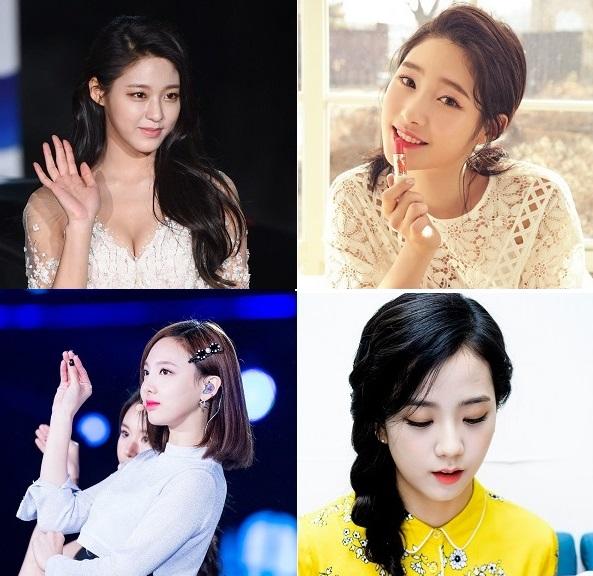 Nghịch lý khó hiểu chỉ xảy ra ở Hàn Quốc: Ca sĩ ngày càng đẹp, Hoa hậu ngày càng xấu thê thảm! - Ảnh 19.