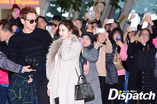 Lộ diện nhẫn cưới của cặp đôi quyền lực Kim Tae Hee và Bi Rain - ảnh 1