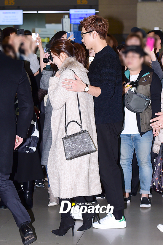Lộ diện nhẫn cưới của cặp đôi quyền lực Kim Tae Hee và Bi Rain - ảnh 3