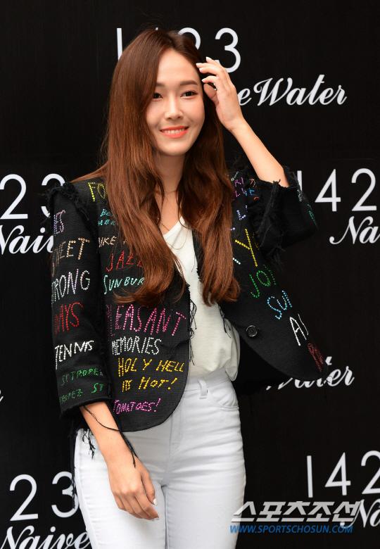 Jessica Jung đi sự kiện: Giản dị mà vẫn sang chảnh được mới hay - Ảnh 3.