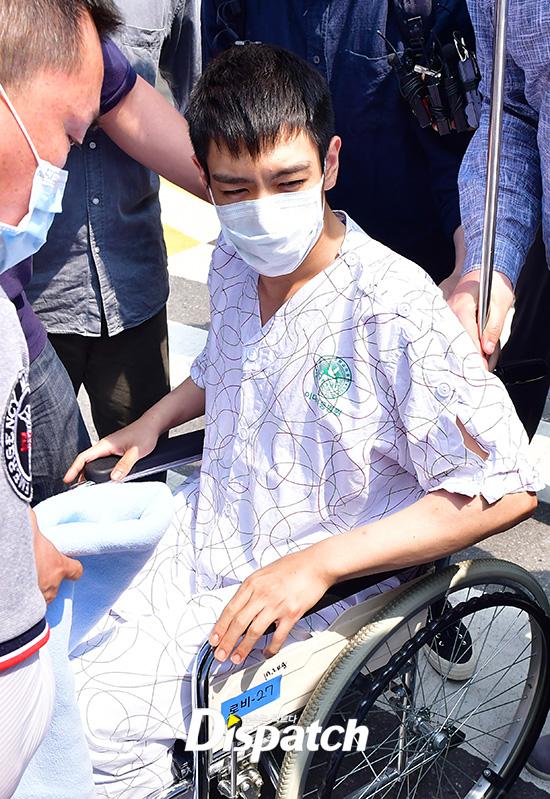 Clip: T.O.P rời khỏi bệnh viện trong khung cảnh hỗn loạn: Tôi xin lỗi - Ảnh 10.