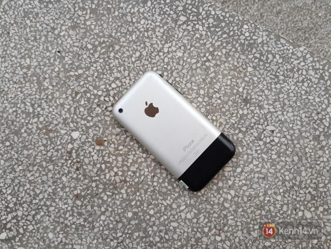 Sau 10 năm ra mắt, giới trẻ Việt liệu có còn nhớ iPhone 2G? - Ảnh 3.