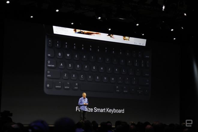 Apple vừa ra mắt iPad Pro 10,5-inch với màn hình hiển thị đẹp không thể tin nổi - Ảnh 2.
