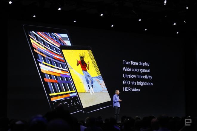 Apple vừa ra mắt iPad Pro 10,5-inch với màn hình hiển thị đẹp không thể tin nổi - Ảnh 3.
