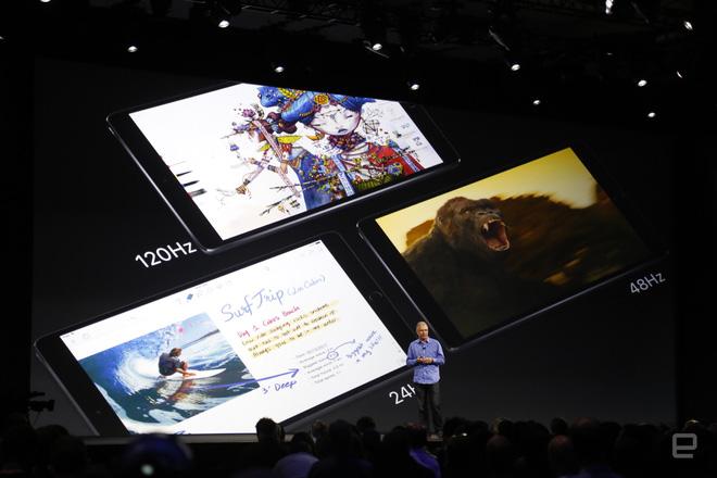 Apple vừa ra mắt iPad Pro 10,5-inch với màn hình hiển thị đẹp không thể tin nổi - Ảnh 4.