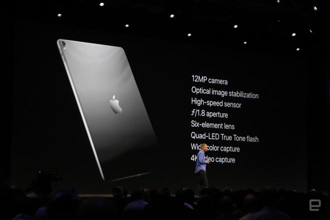 Apple vừa ra mắt iPad Pro 10,5-inch với màn hình hiển thị đẹp không thể tin nổi - Ảnh 6.