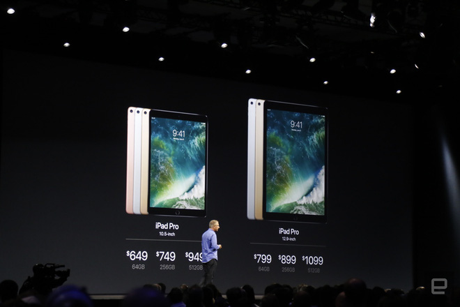 Apple vừa ra mắt iPad Pro 10,5-inch với màn hình hiển thị đẹp không thể tin nổi - Ảnh 7.