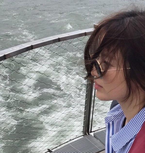 Cô dâu tháng 10 Song Hye Kyo trở lại thời kỳ đỉnh cao nhan sắc sau tin kết hôn với Song Joong Ki - Ảnh 7.
