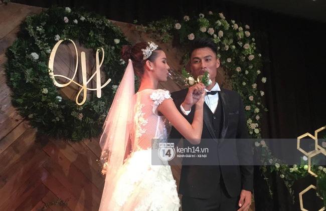 Điểm lại những đám cưới xa hoa, đình đám trong showbiz Việt khiến công chúng suýt xoa - Ảnh 29.