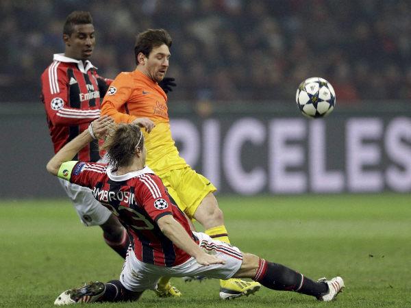 Lionel Messi và 5 trận cầu thất vọng nhất sự nghiệp - ảnh 3
