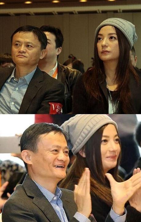 Dù là đối tác quan trọng, Triệu Vy vẫn bị Jack Ma thất sủng trong danh sách top 3 nữ diễn viên yêu thích - ảnh 1