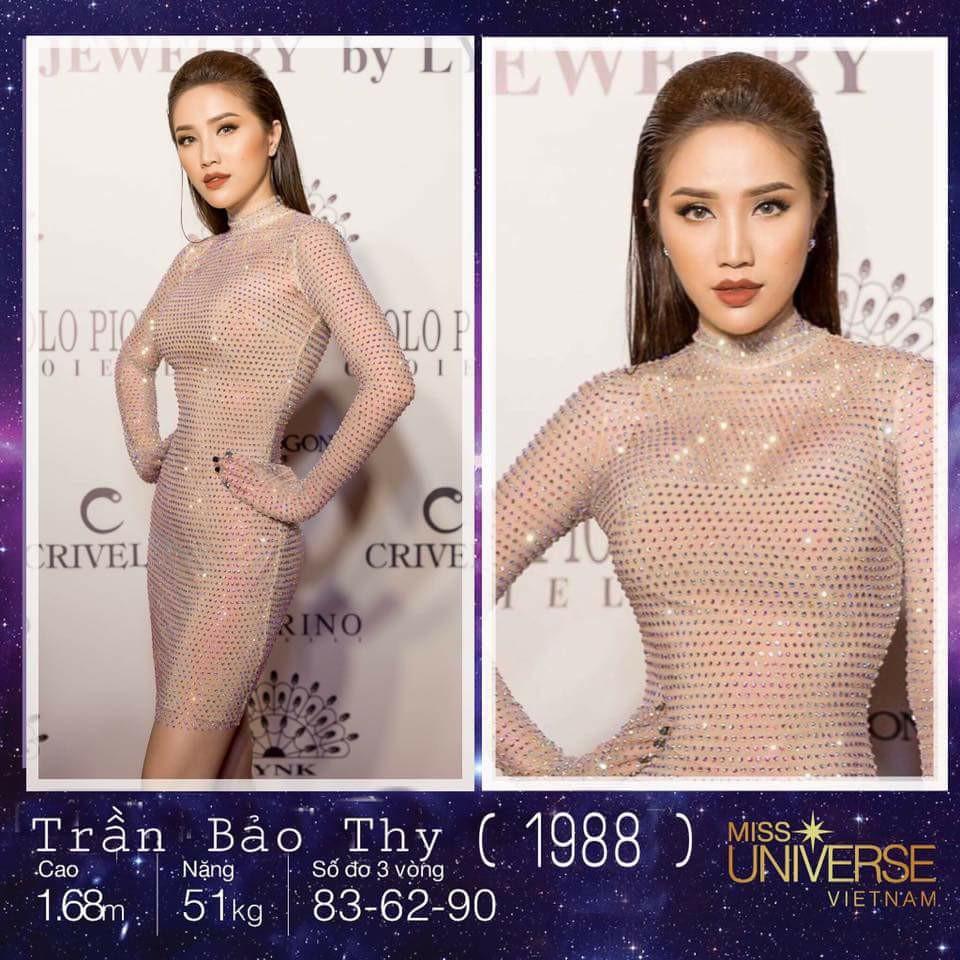 Sao Việt: Hoa hậu Hoàn vũ mà có dàn thí sinh này thì xác định là quá đỉnh!