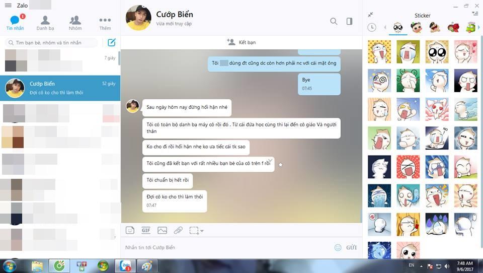 Đời sống: Gạ tình cô gái trẻ không thành, tên cướp quay sang cướp iPhone còn nhắn tin đòi xin tài khoản iCloud