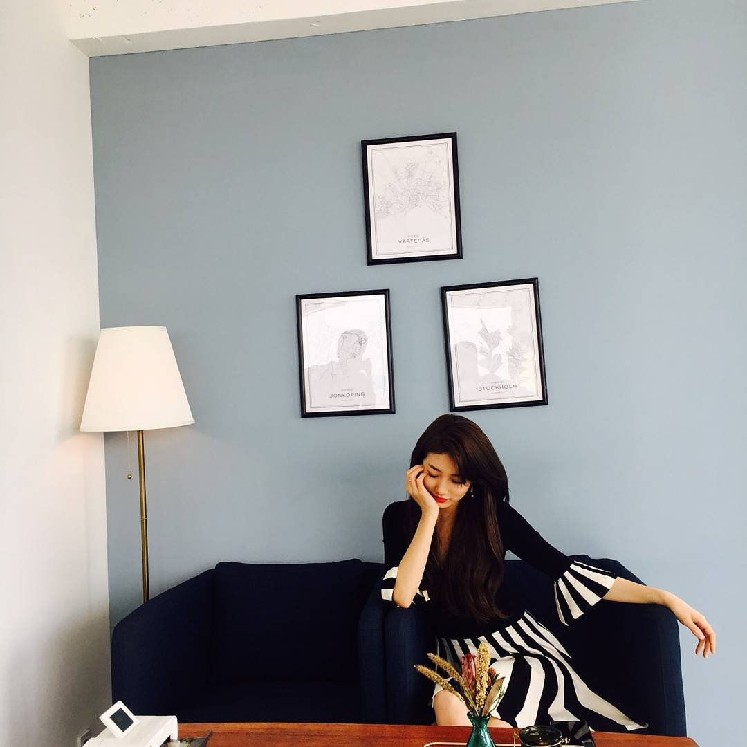 Sao Hàn: Suzy khiến fan cảm thán: