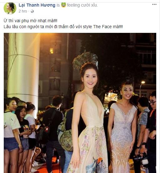 Lại Thanh Hương - vai phụ giờ đã hết mờ nhạt chỉ nhờ 1 bức hình đêm Chung kết - Ảnh 3.