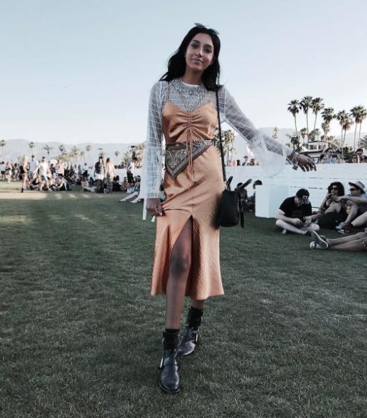 Lại một mùa Coachella bỏng mắt ngắm những cô nàng xinh đẹp và sexy nhất nước Mỹ! - Ảnh 9.