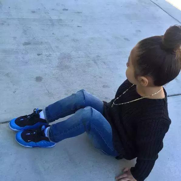 Mới 4 tuổi, cô nhóc này đã sở hữu hàng chục đôi sneakers đình đám khiến người lớn phải kiêng dè - Ảnh 22.