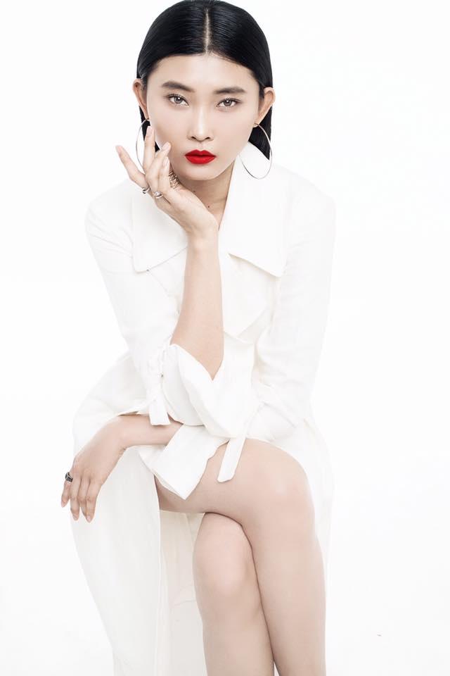 Kim Nhung - Người mẫu bỏ thi The Face, chê Hoàng Thùy ai dạy ai thật ra chưa biết là ai? - Ảnh 23.