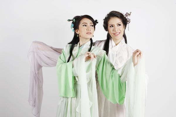 21 nàng Bạch Xà đẹp như mộng trên màn ảnh Châu Á qua năm tháng - Ảnh 22.