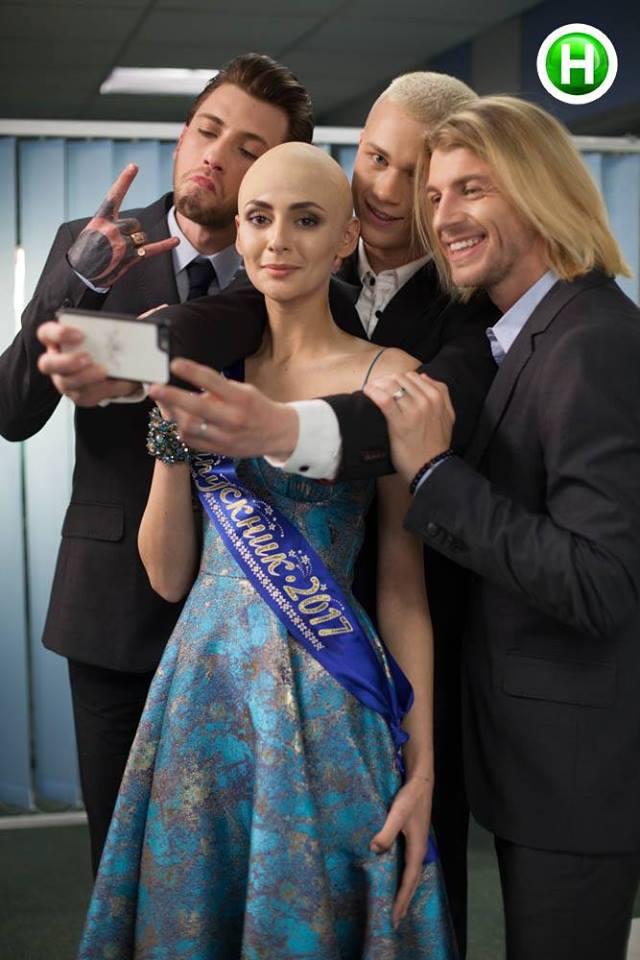 Next Top Ukraine chụp hình về bệnh nhân ung thư nhưng quá ẩu, mất hết cả ý nghĩa tốt đẹp - Ảnh 5.