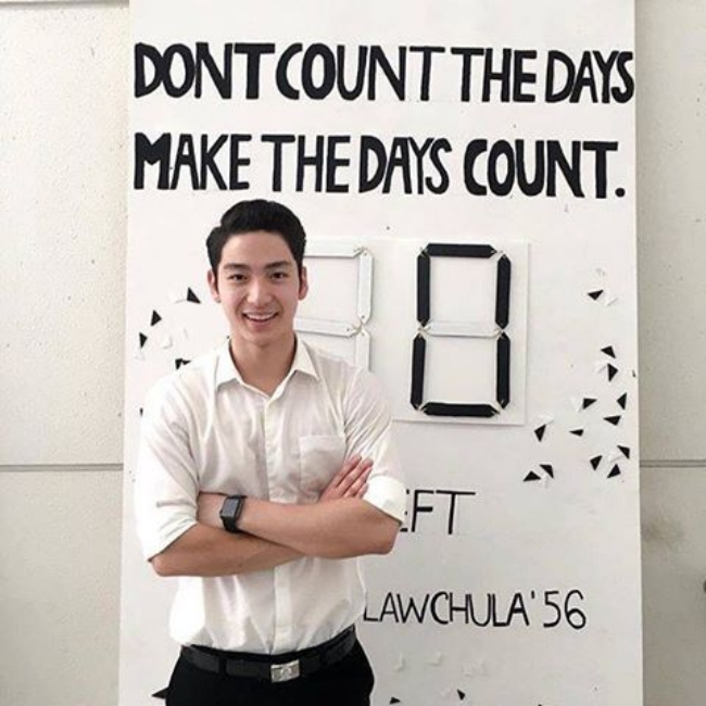 Dàn trai đẹp khiến các thiếu nữ phải xao xuyến trái tim của trường Đại học danh giá nhất Thái Lan - Ảnh 21.