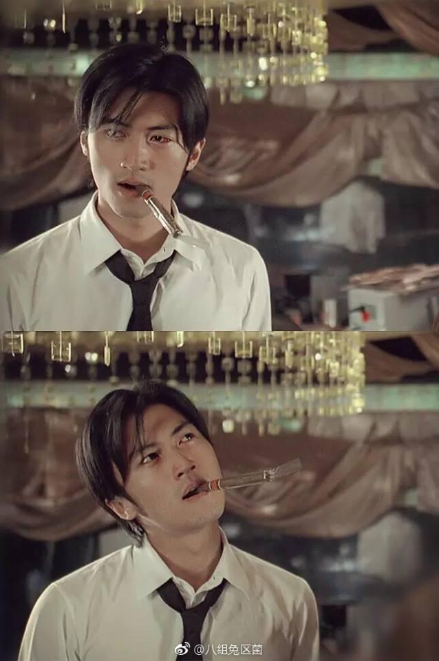 Ảnh thời trẻ của Tạ Đình Phong: Điển trai thế này, bảo sao Vương Phi - Trương Bá Chi mê mệt - Ảnh 2.