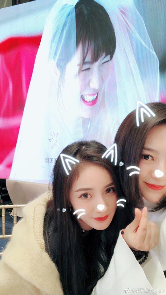 Đám cưới nhỏ bất ngờ thu hút chú ý vì sự xuất hiện xinh đẹp lấn át cô dâu của Dương Mịch - Ảnh 9.